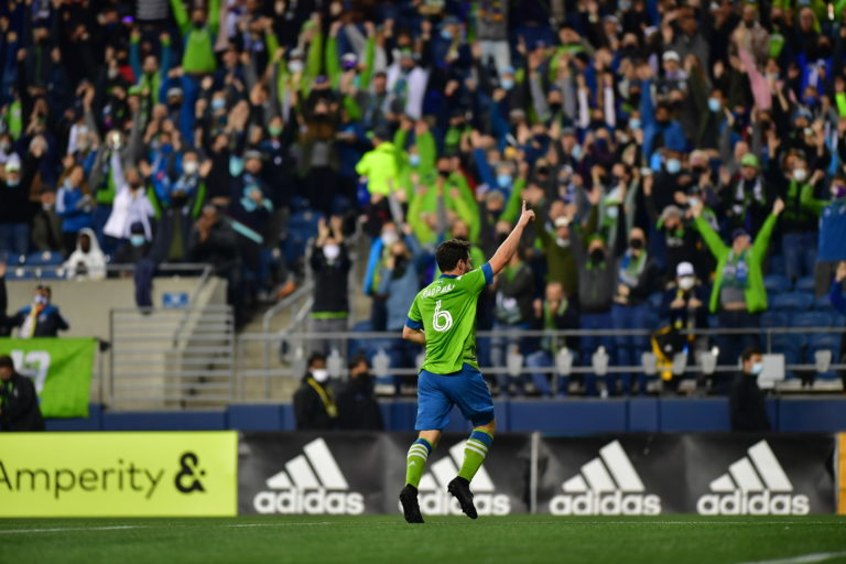 Sounders get statement win over Rapids, take down west foe 3-0