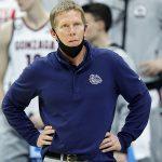 Gonzaga coach Mark Few to miss 3 games following DUI arrest