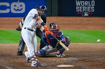 Can the Houston Astros' offense turn it around? 'MLB on Fox' crew react to Braves' commanding game 1 victory